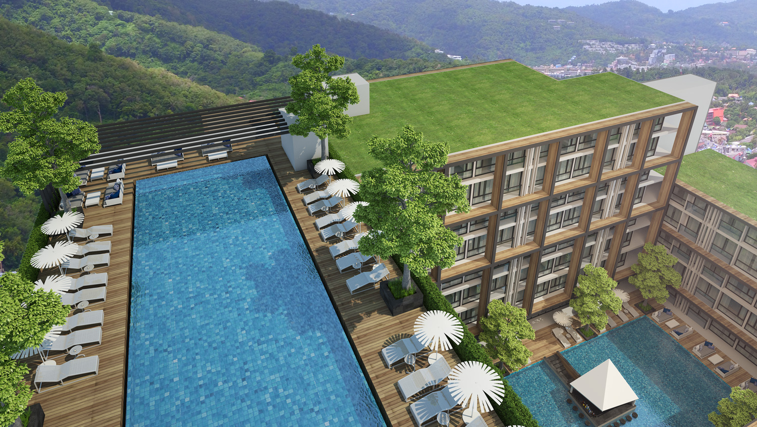 Special Promotion Seaview Apartment in Patong (ID: PT-021)