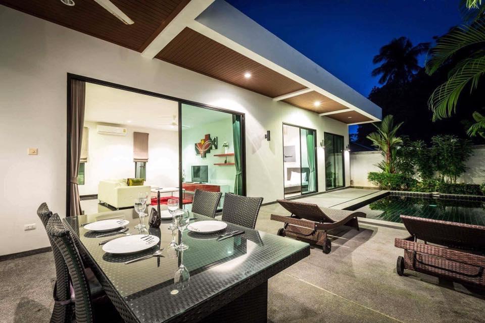 2 Bedrooms Pool Villa for Sale RW-147