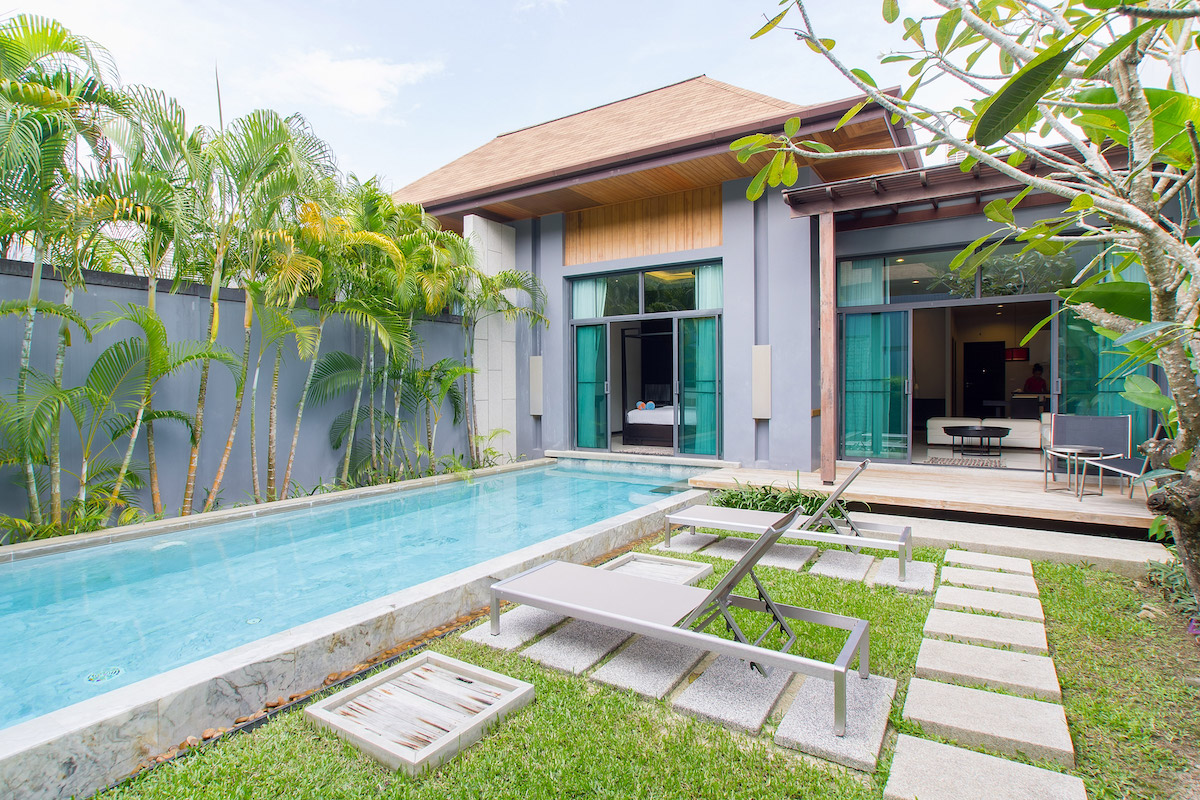 2 Bedrooms Pool Villa for Sale NH-046