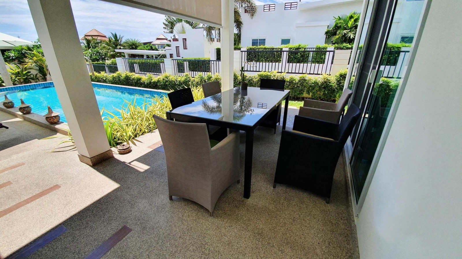Sivana Gardens Luxury Pool Villa  ONLY 7.5M (Ready To Move In )