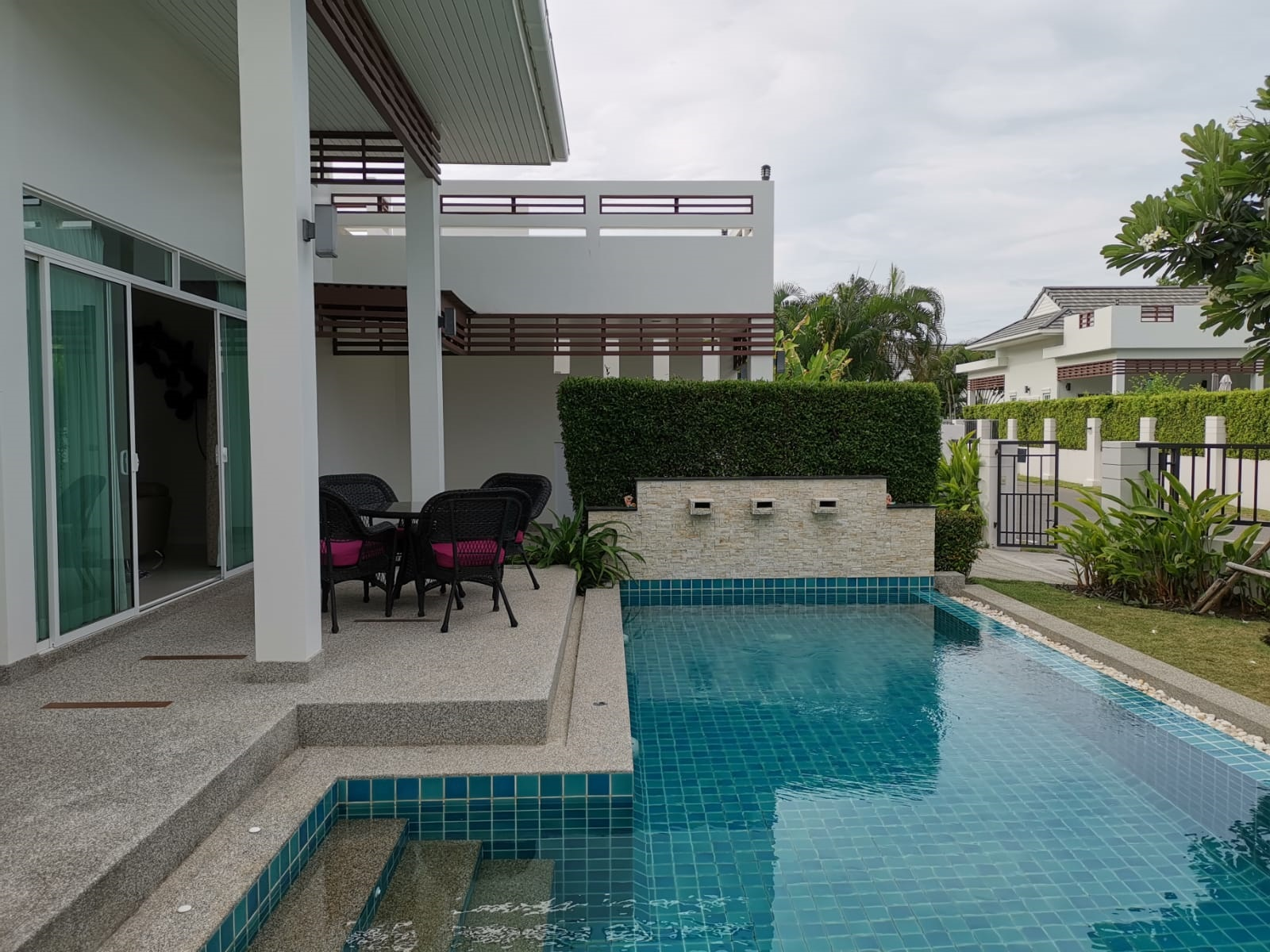 Sivana Gardens Luxury Pool Villa  ONLY 8M (Ready To Move In )