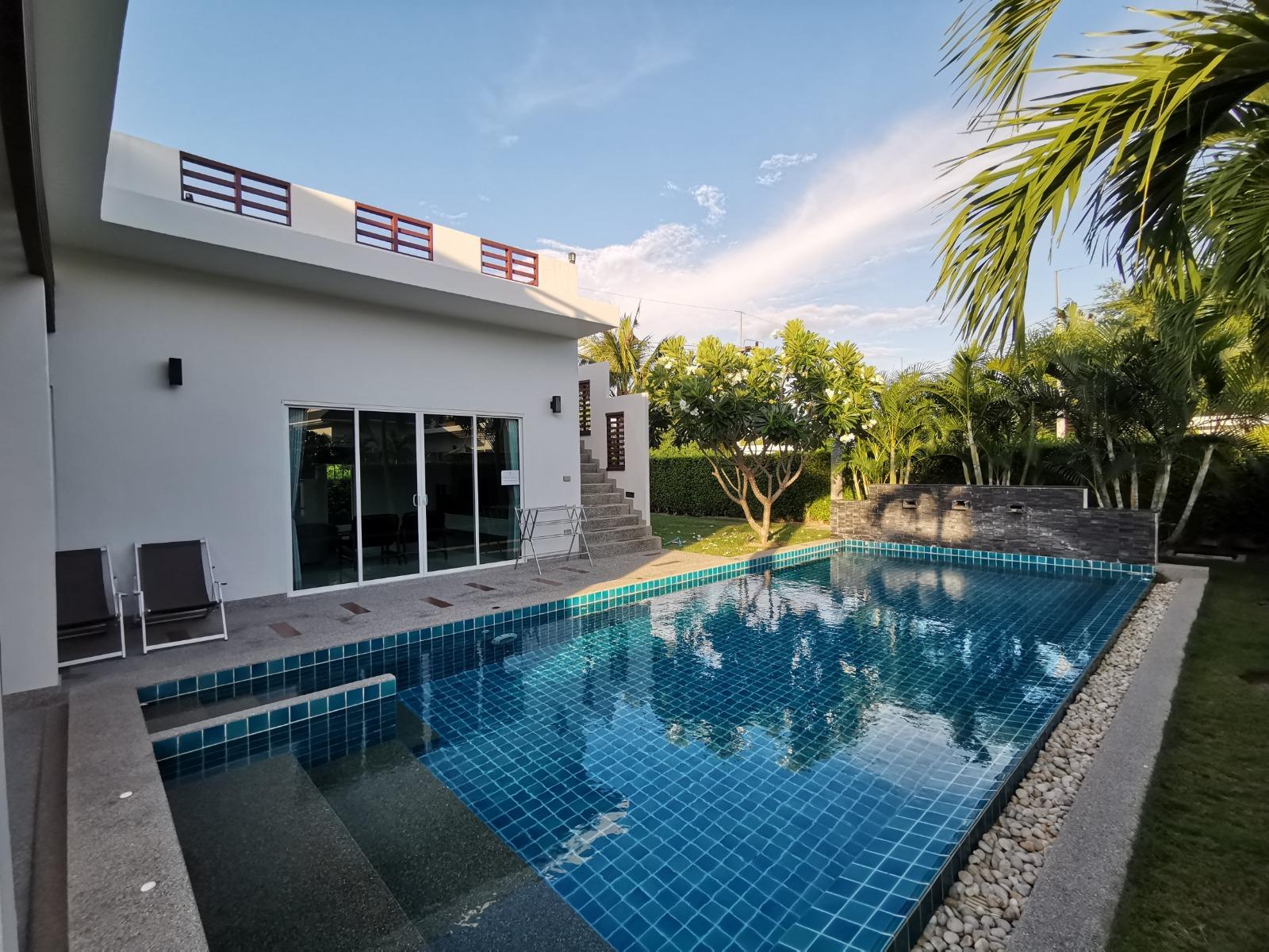 Sivana Gardens Luxury Pool Villa 55  8M (Ready To Move In )