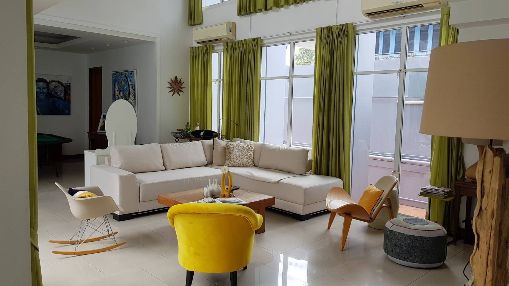 Detached Home for RENT in Phromphong