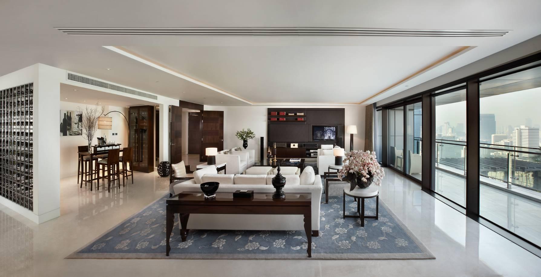 Private Residence in Heart of Bangkok - St. Regis