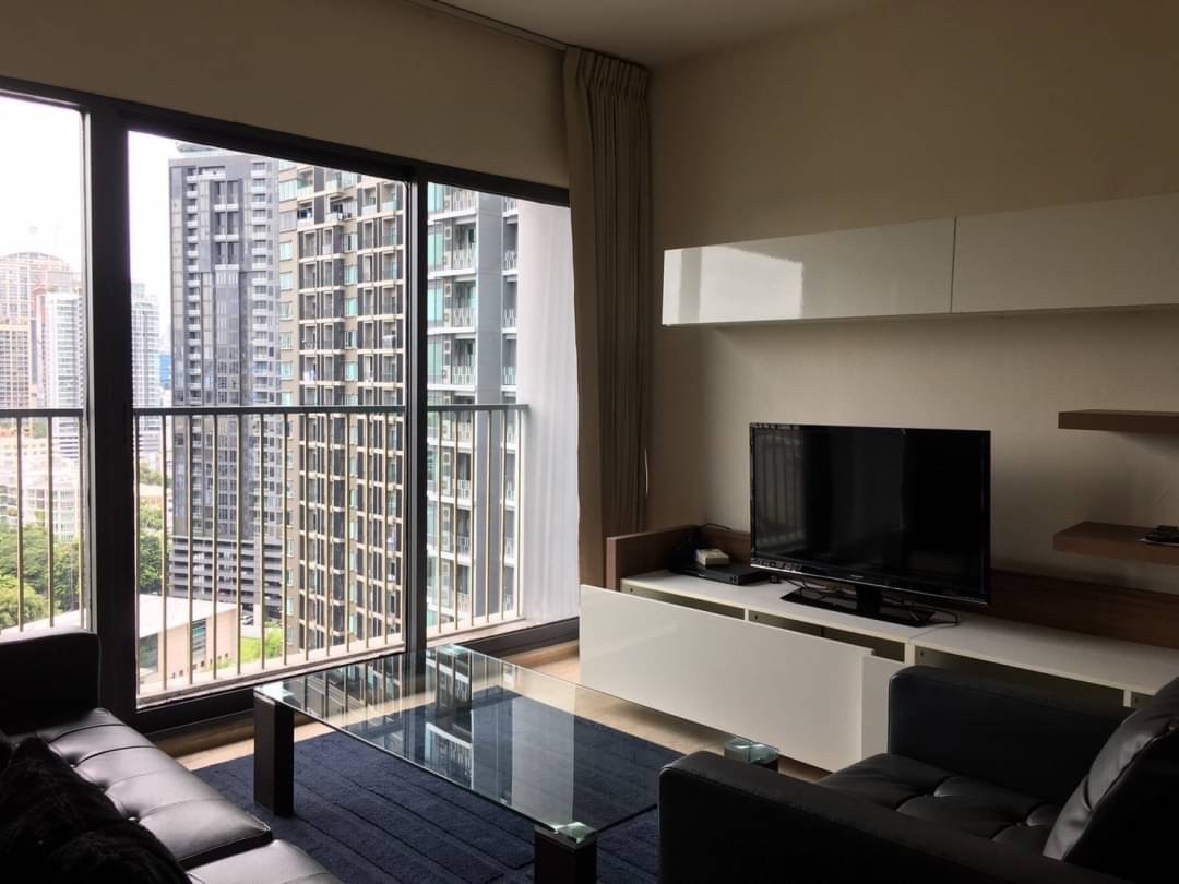LTH3840 – Noble Remix FOR RENT 1 bed 1 bath size 54 Sq.M. Nearby BTS Thonglor station ONLY 20k/Month