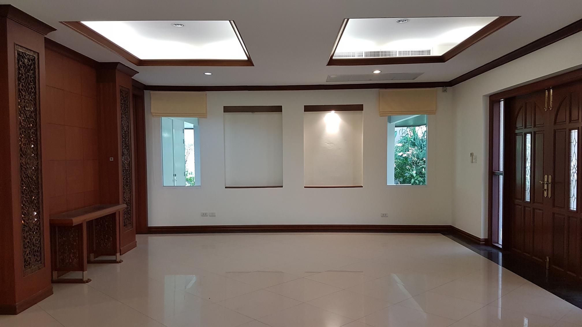 House in Compound Sukhumvit 36
