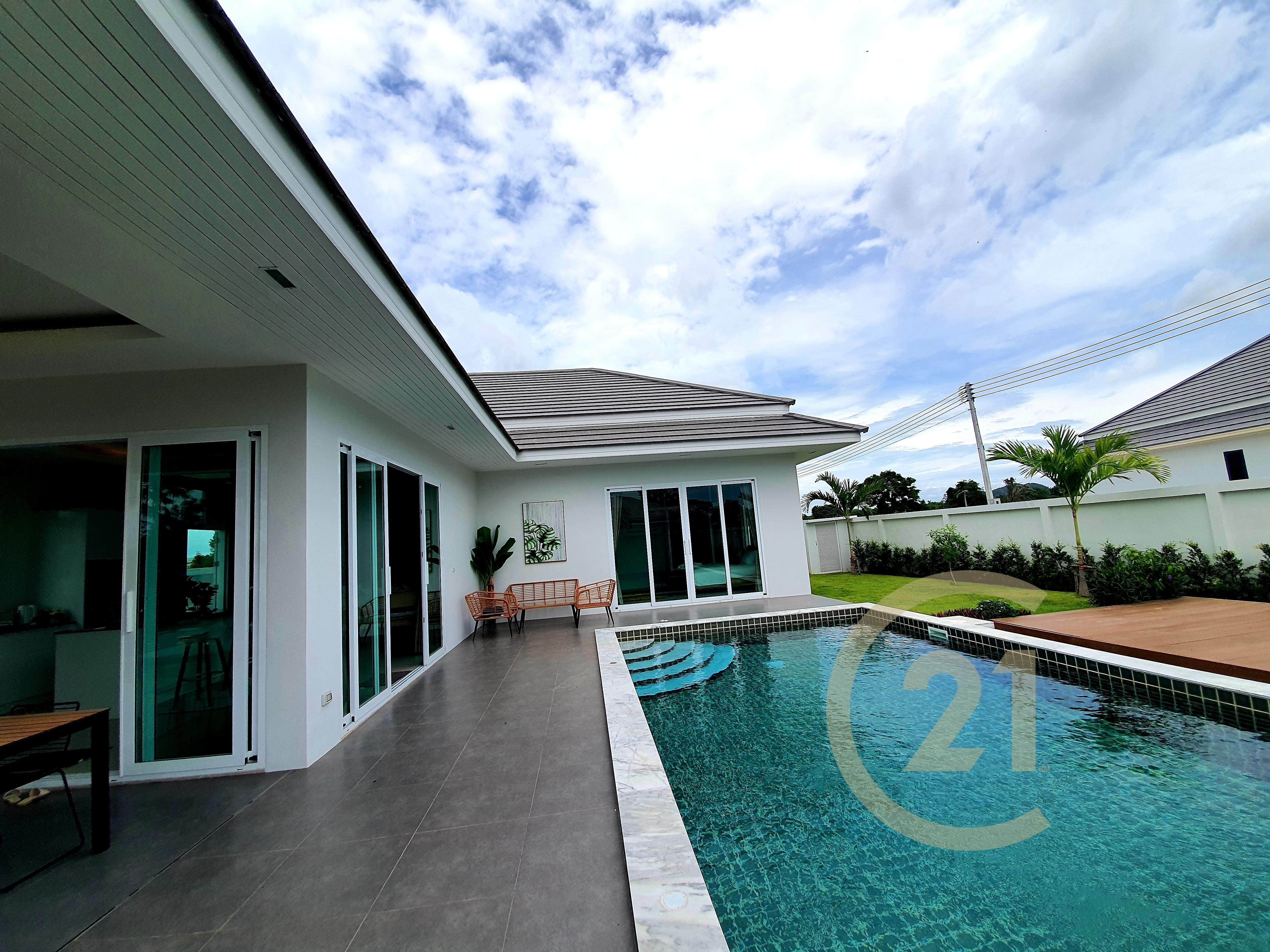 Hua Hin Pool Villa