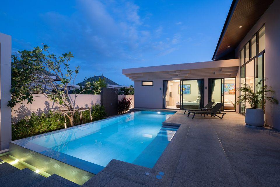 Modern Pool Villa in Pasak