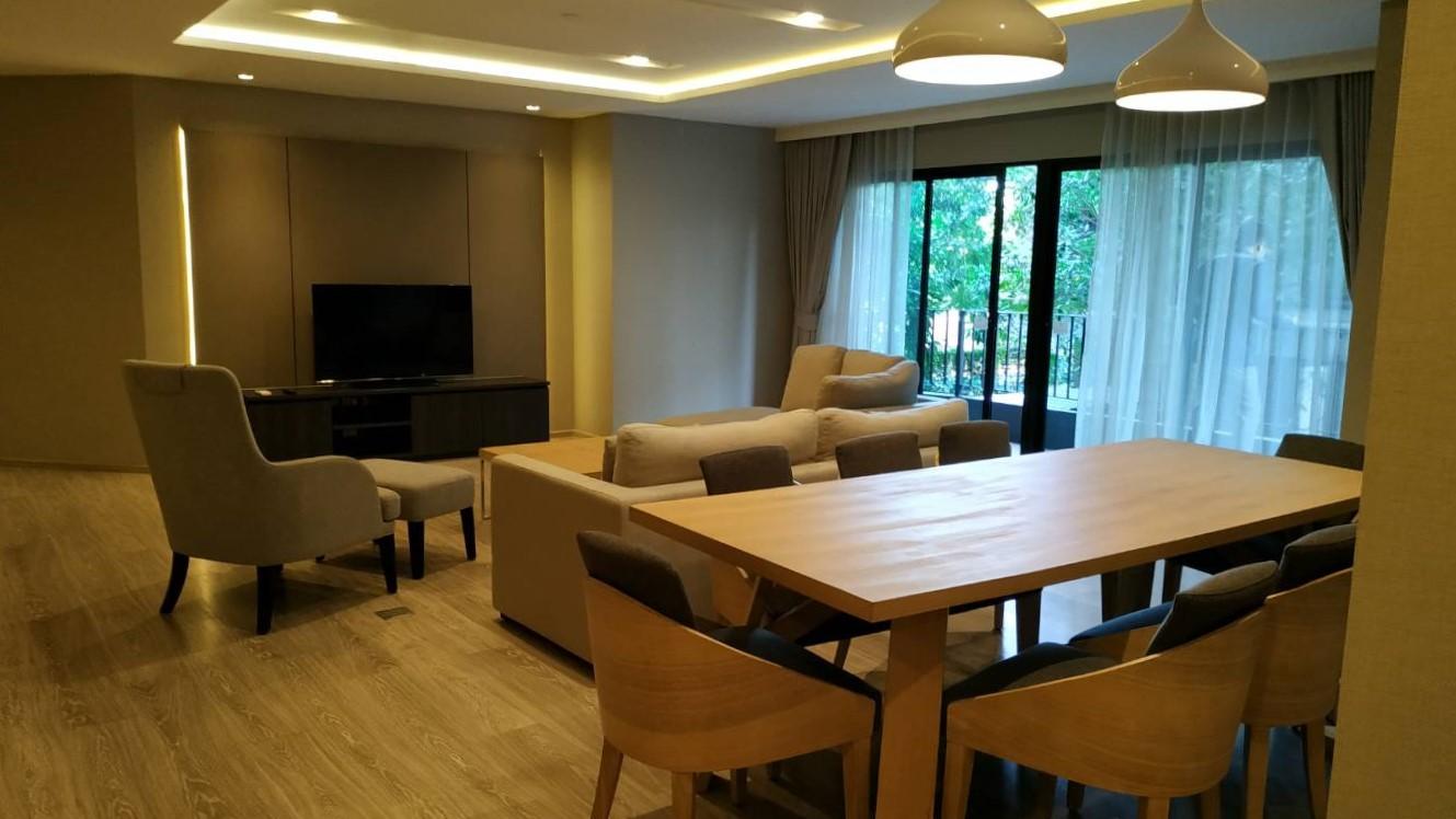 Serviced Apartment in Ekamai