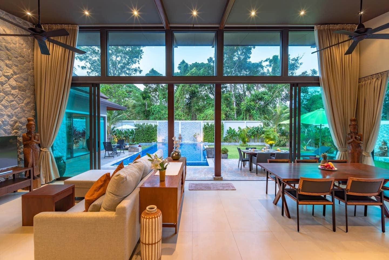 Stunning 3 Bedroom Pool Villa