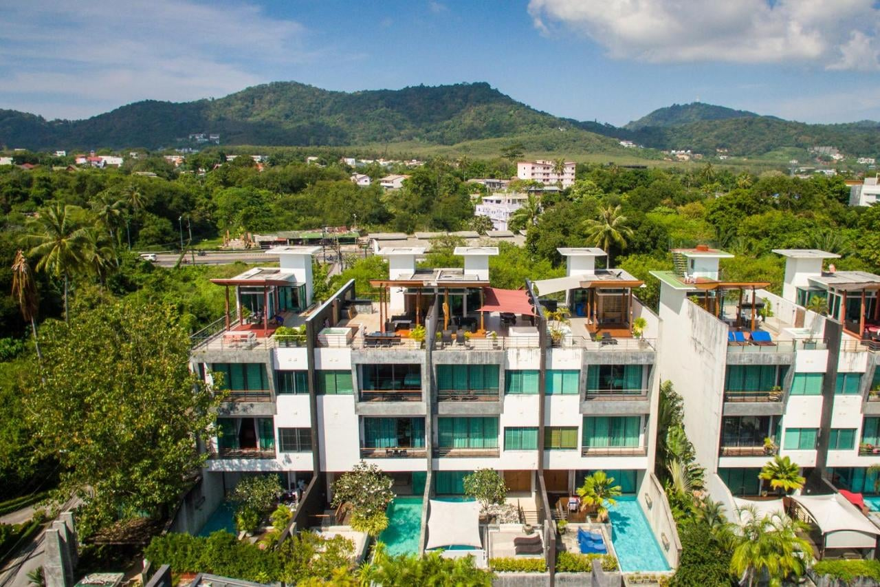 Luxury Luxury Sea View Pool Villa
