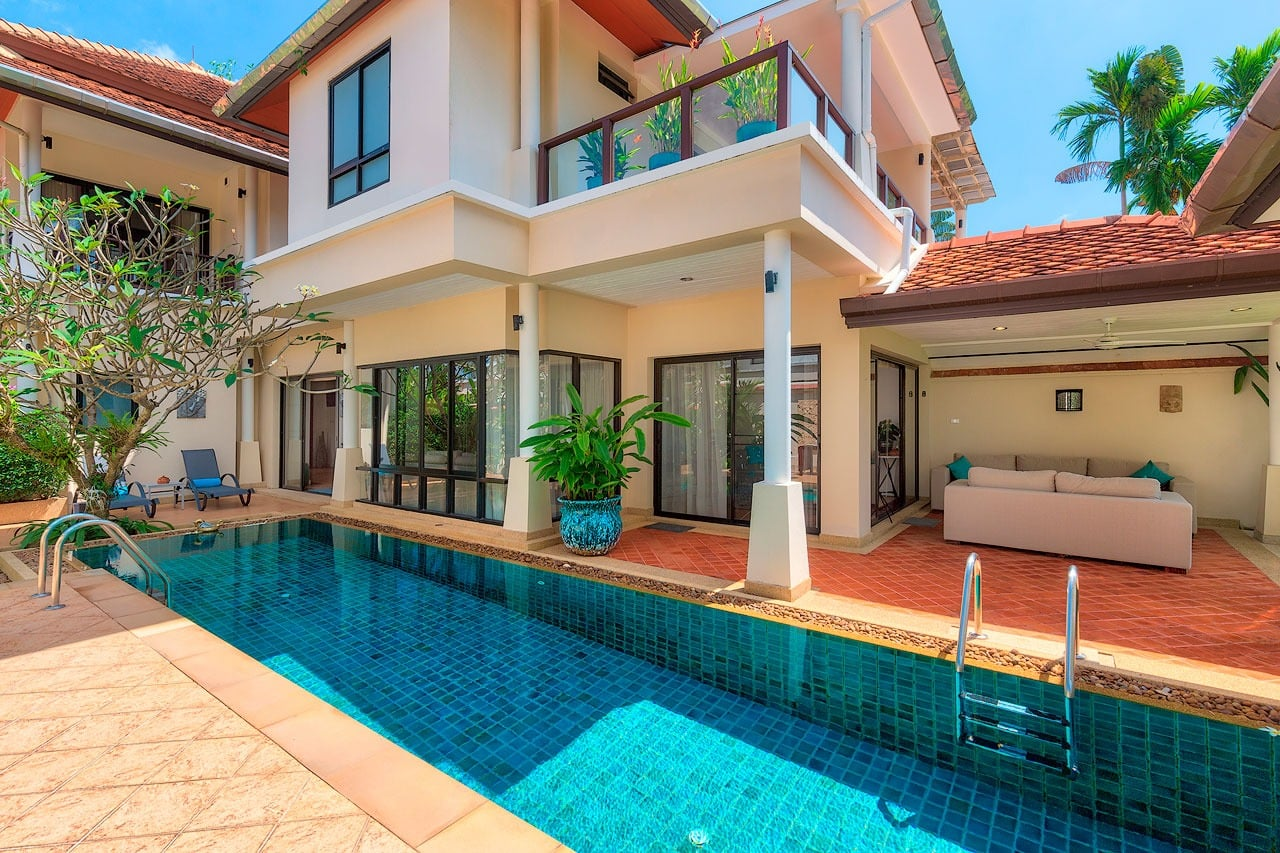 Beautiful Fully Furnished 4 Bedrooms Villa