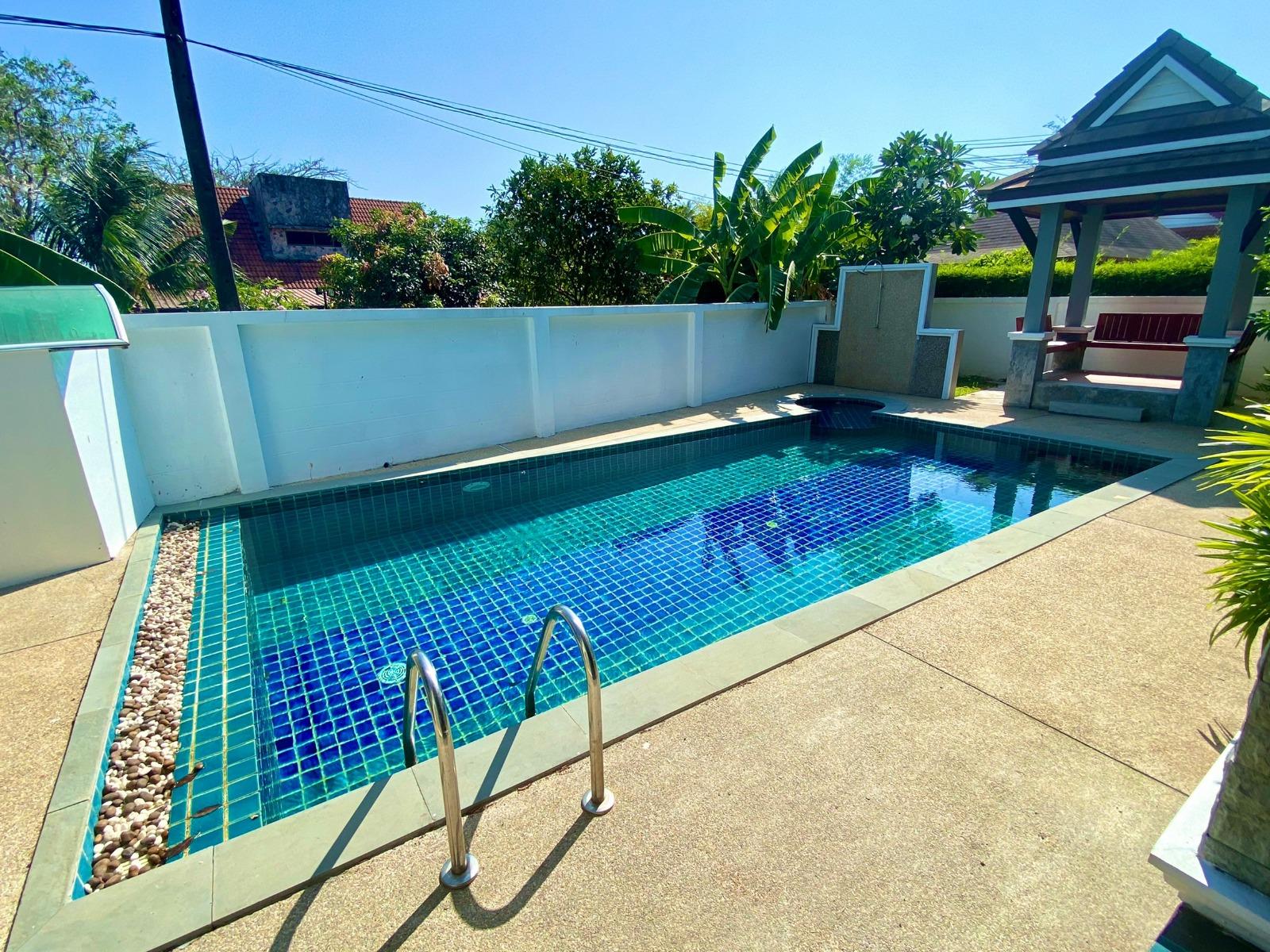 Pool Villa for rent ID RW-198