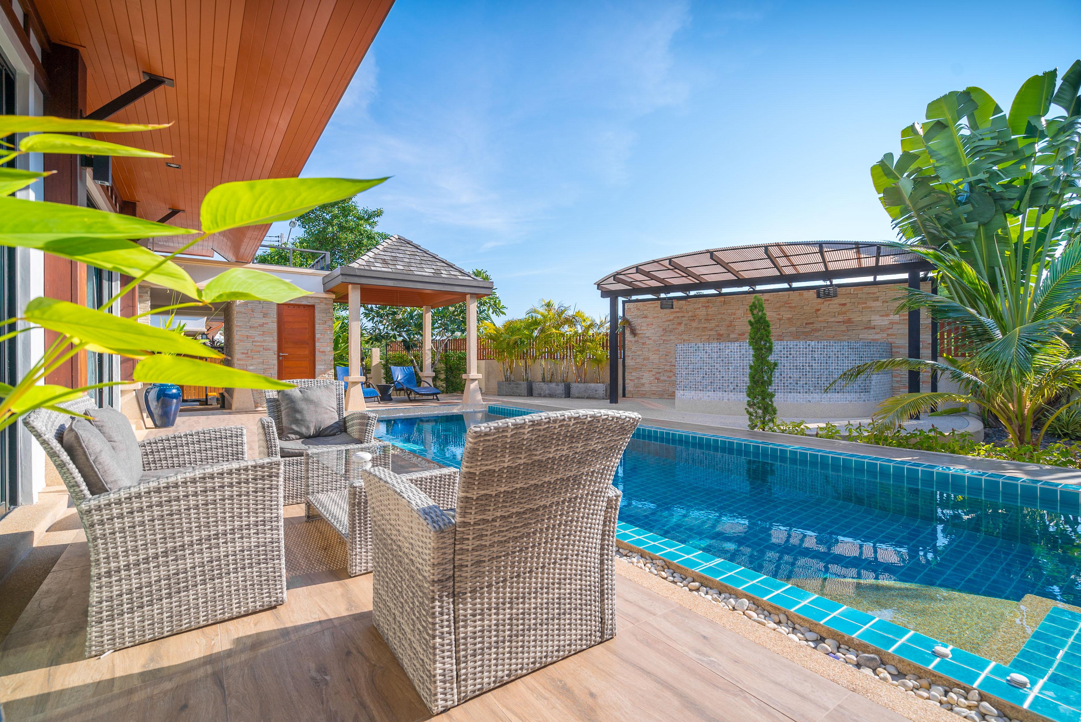 Pool Villa for rent ID RW-199