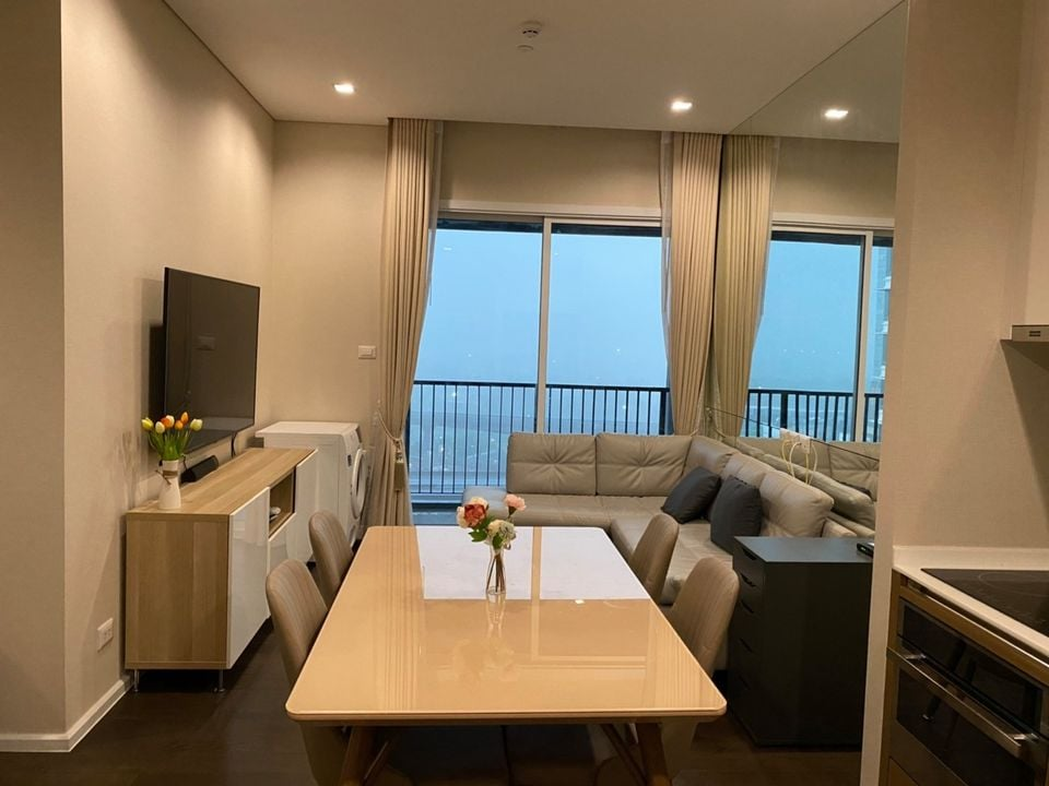 2 bed 2 bath at Ladprao