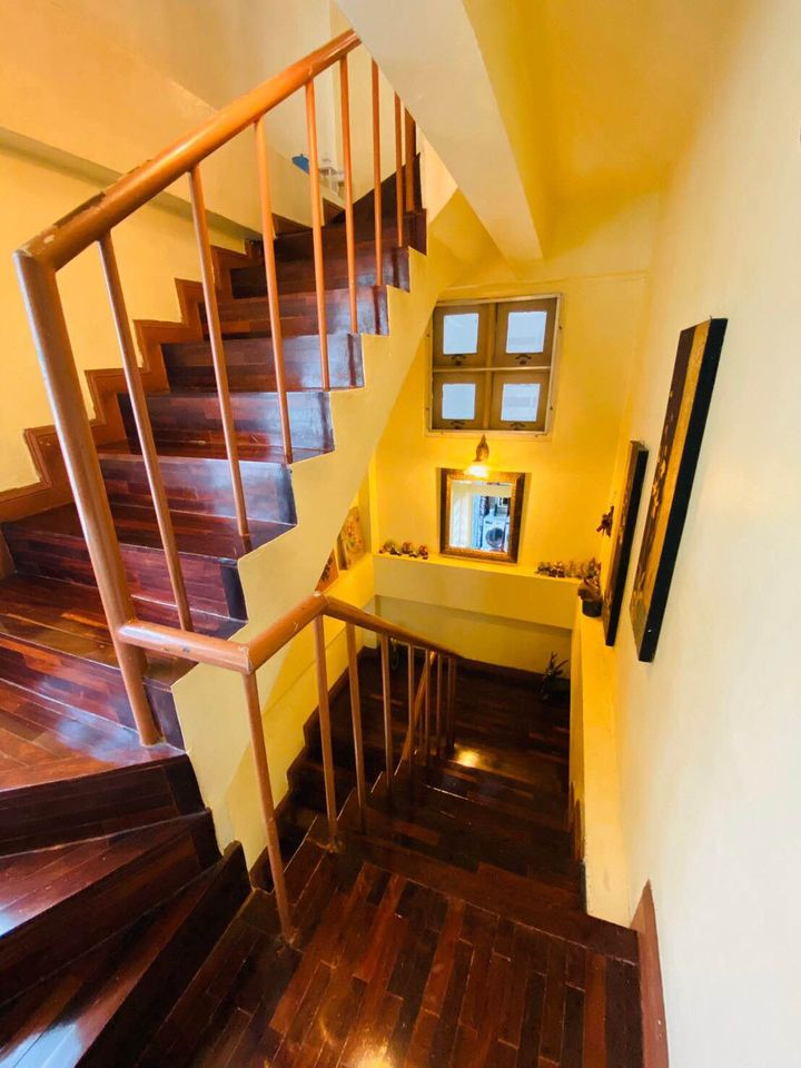 Classic Private House in Compound