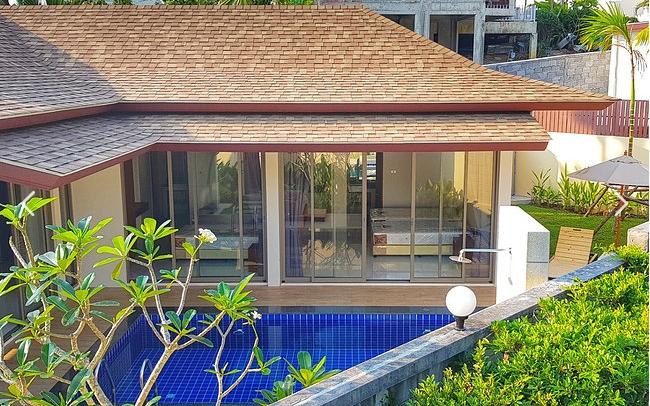 2 Bedroom private Garden villa