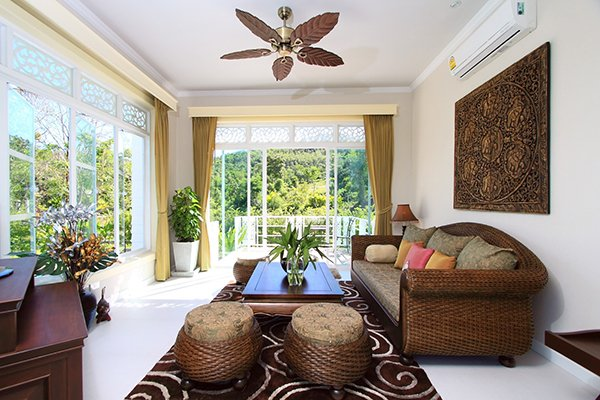 Fully Furnished 3 Bedrooms Villa near Black Mountain