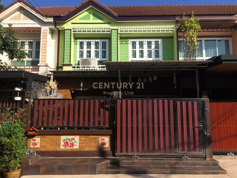 Townhouse for sale Sinthavee Village, Tha Kham 2, Rama 2, Bang Khun Thian/34-TH-64119