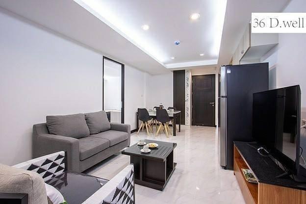 For Rent Apartment 36 D.Well Sukhumvit 101/1 Punnawithi, Bang Chak, Phra Khanong/48-CC-64122