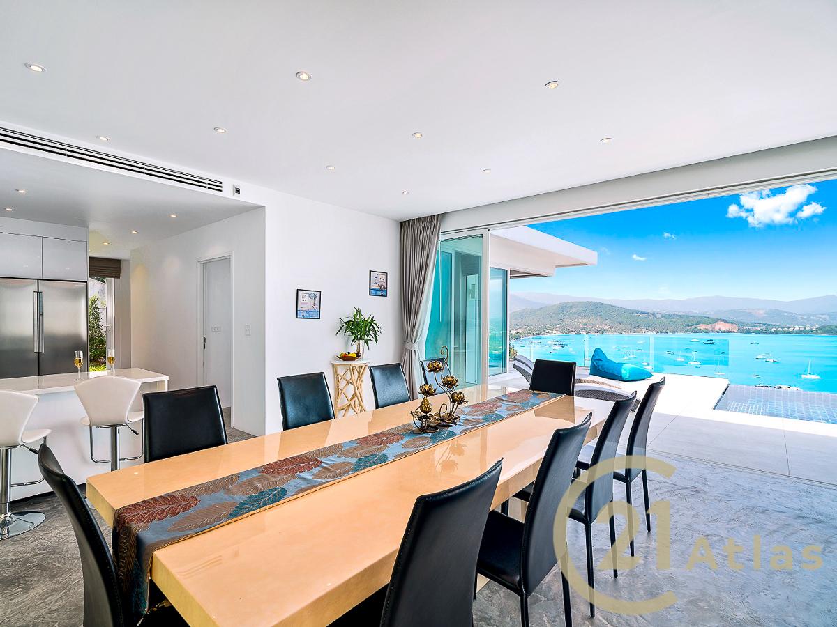 5 bedrooms Sea View Pool Villa