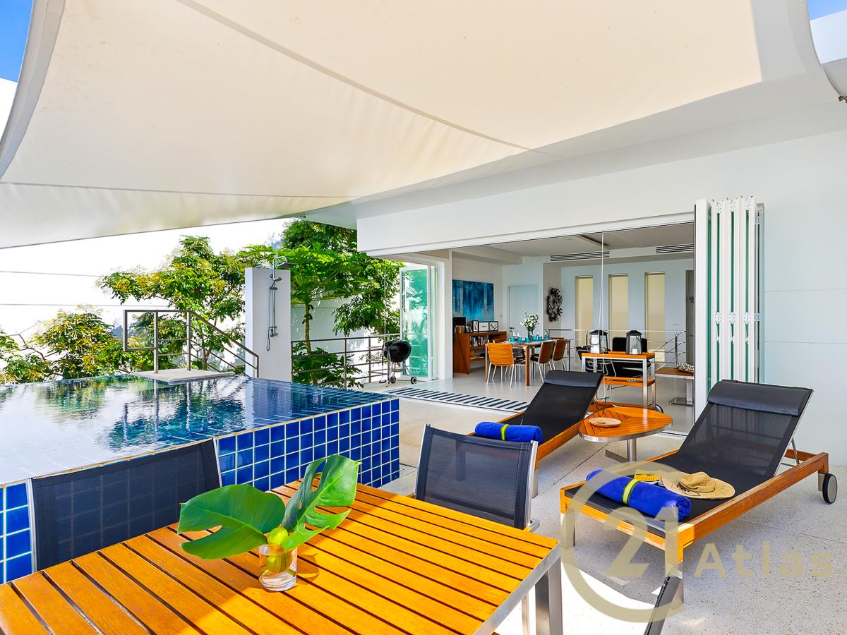 Sensational 3 bedrooms Sea view pool Villa