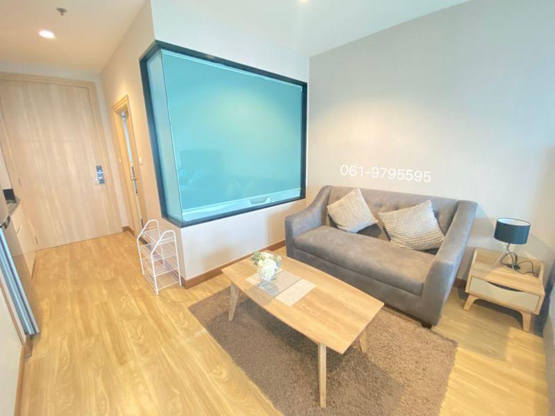 Condo for rent in Sriracha, good location, studio room