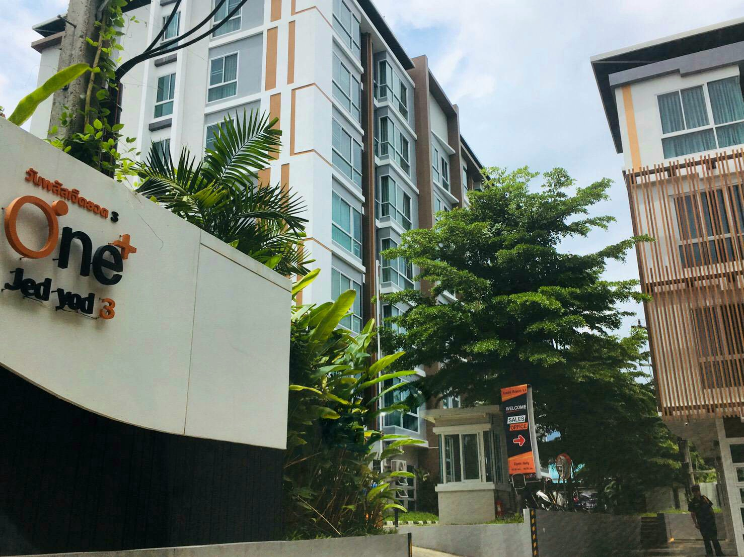 1 Bedroom Condo Sale or Rent One Plus Jed Yod 3 Chiang Mai