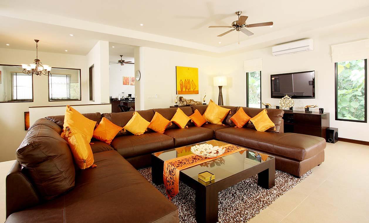 8 bedrooms Pool Villa for rent in Rawai