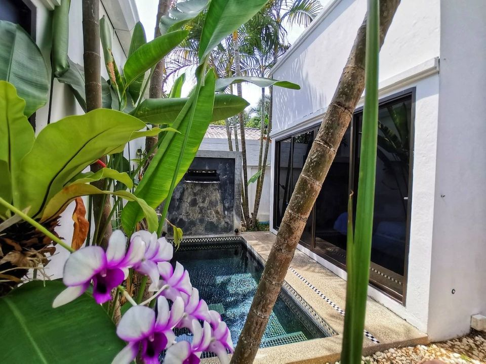 1-bedroom private plunge pool bungalow for rent in Rawai