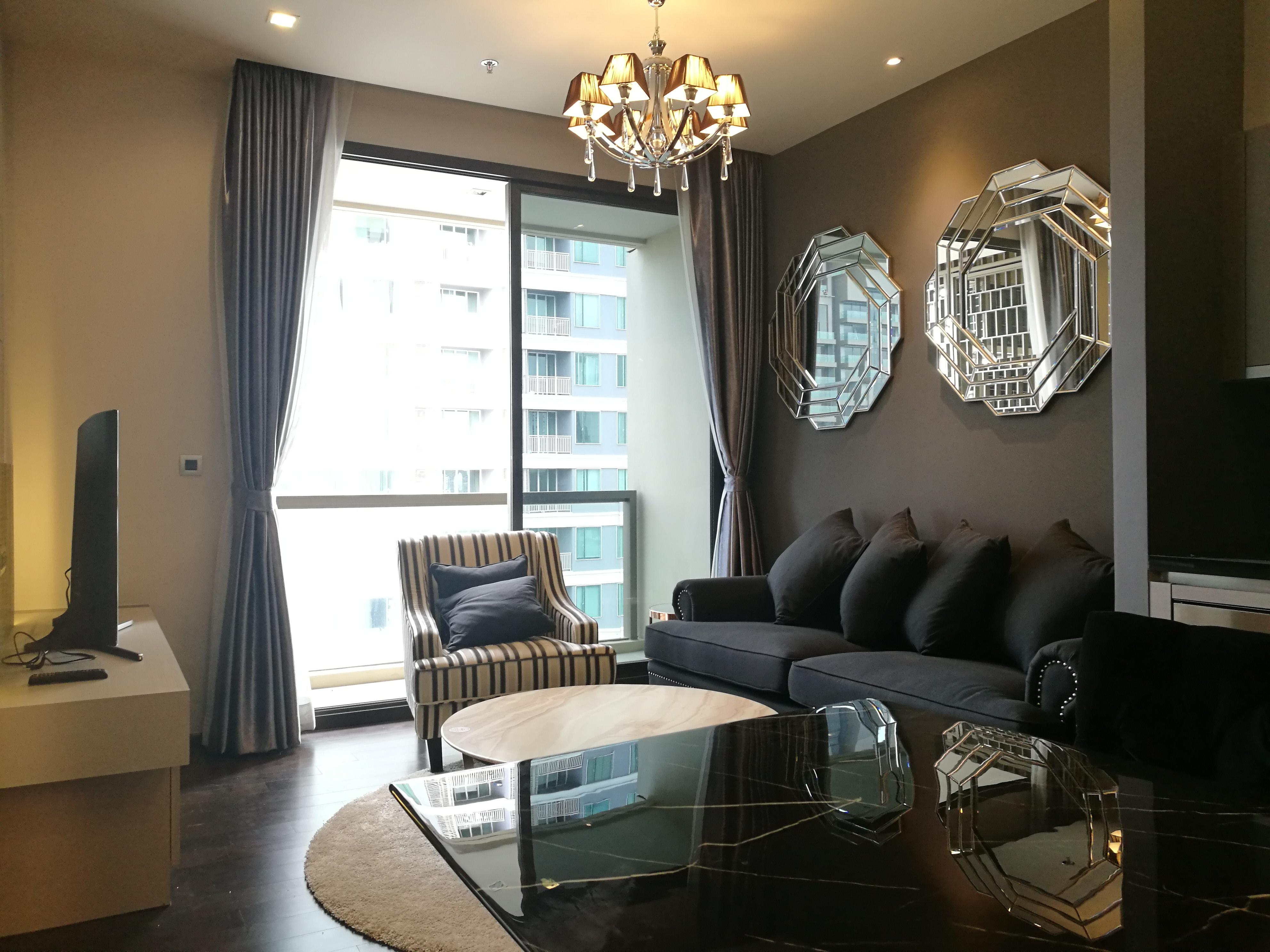XXIX by Sansiri 2 Bedroom Unit For Rent (Next to EmQuartier)