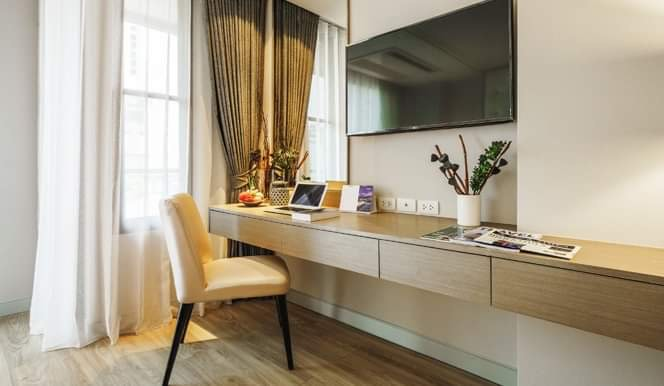 New Luxury Service Apartment-utility inclusive price