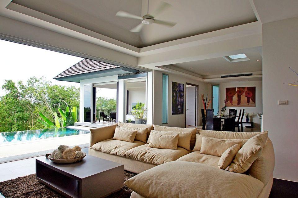 3 Bedrooms Pool Villa Overlooking Layan