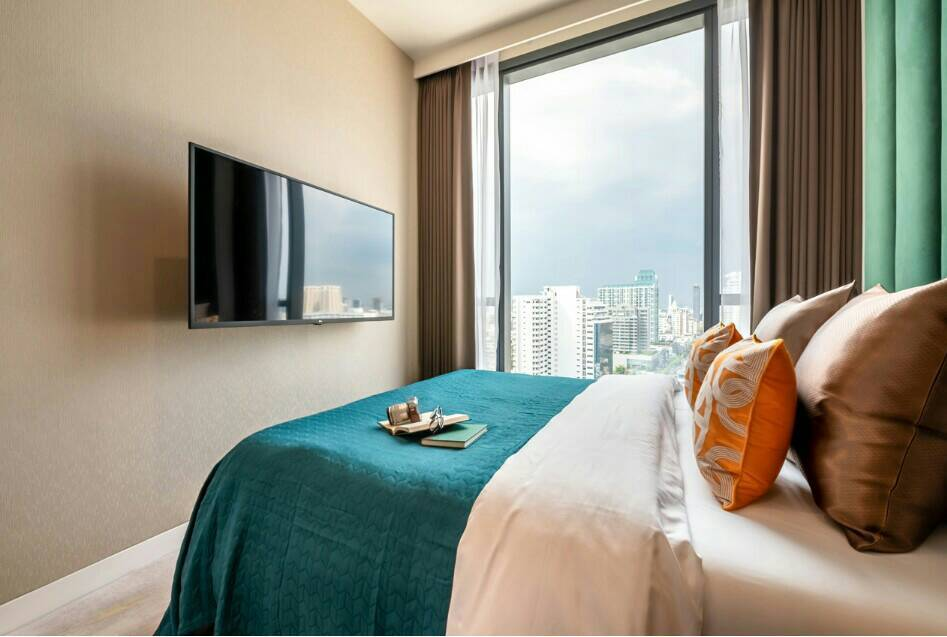 2bed2bath for sale at Khun By Yoo inspired by Strack