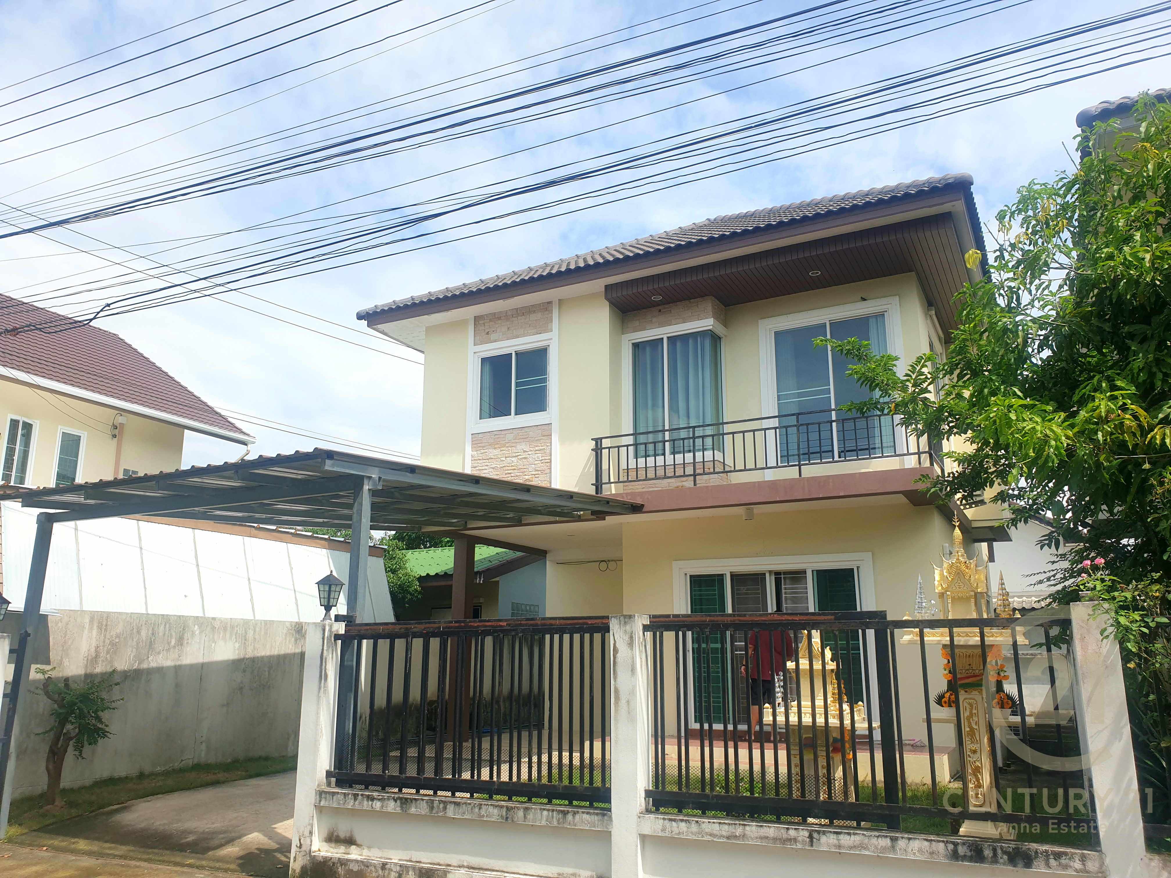 3 Bedroom House for Rent Sansai Chiang Mai