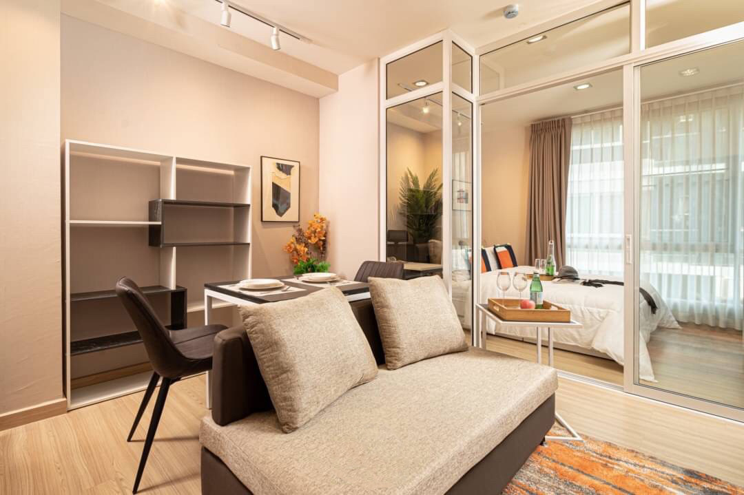 1 Bedroom Condo fully furnished for RENT at OnePlus Klong Chon2  near Chiang Mai University