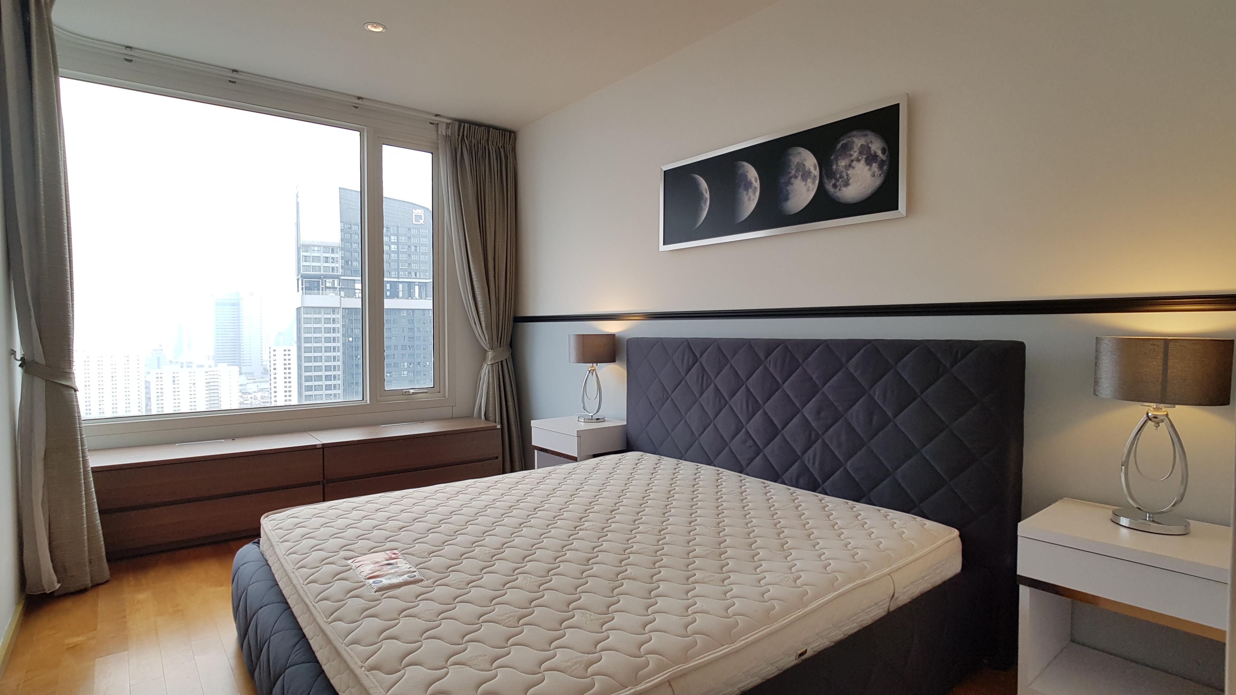 Villa Ratchatewi 2 Bedroom Unit For Rent