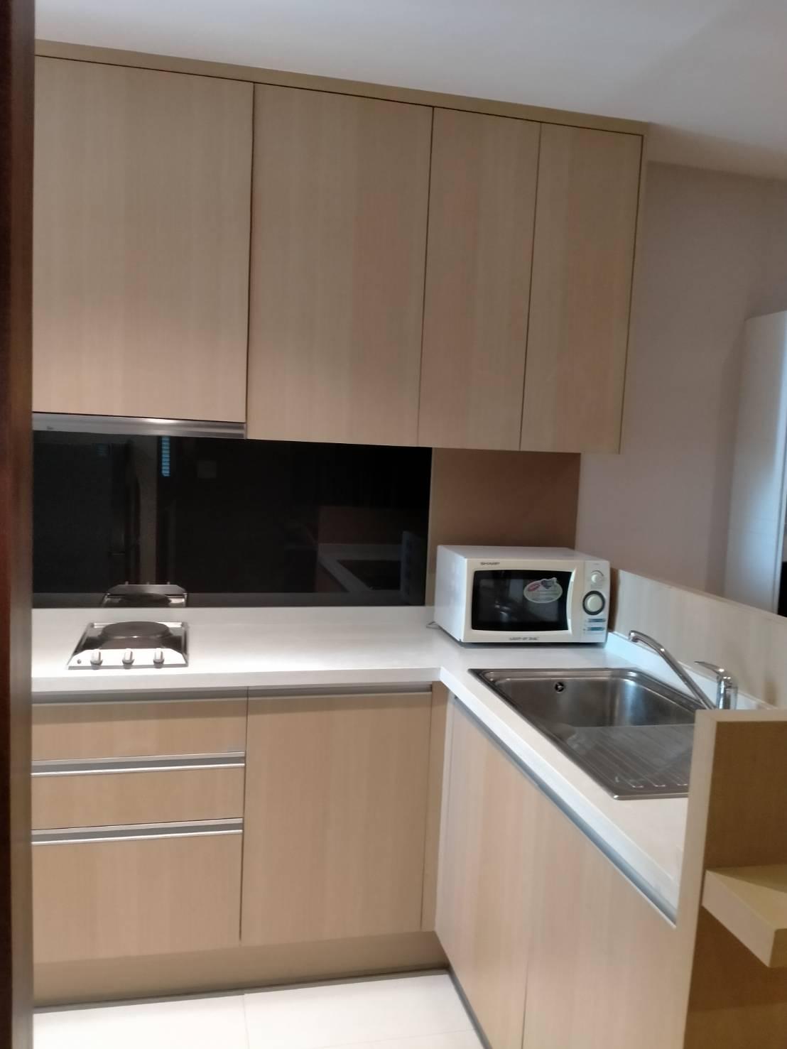 Villa Ratchatewi 1 Bedroom High Floor Unit For Rent