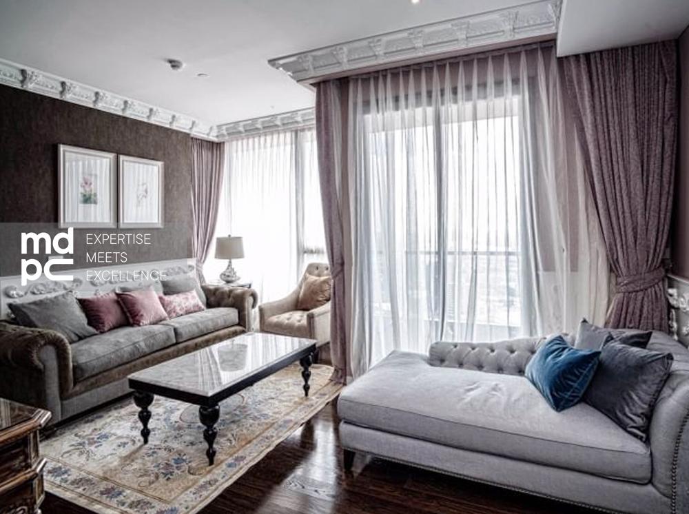 SPECIAL DEAL! ให้เช่าคอนโด The Lumpini Sukhumvit 24 ห้องใหม่ ตกแต่งสวย เฟอร์นิเจอร์ครบพร้อมอยู่ ราคาดีกว่านี้ไม่มีอีกแล้ว!!!!