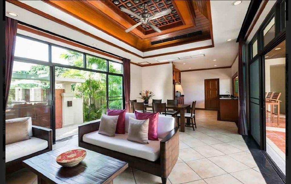 2 bedrooms Pool Villa for rent in Rawai