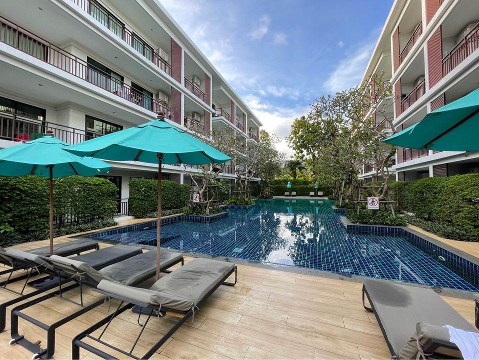 1 Bedroom Pool View Condominium in Rawai