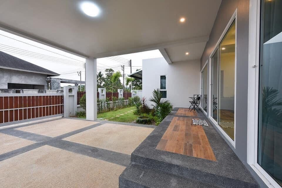 Brand New 2 Bedrooms House for Sales in Thalang