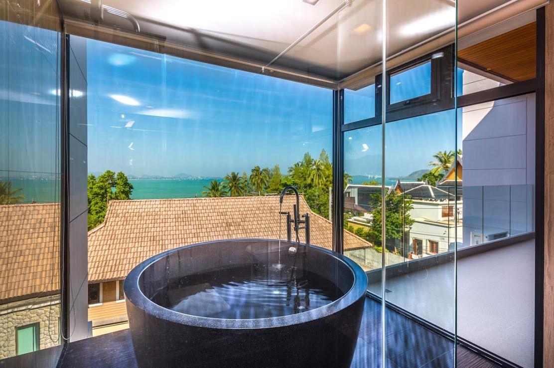 Pool Villa Seaview for Sale in Rawai