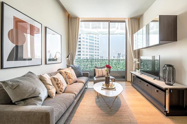 HOT DEAL! ให้เช่าคอนโด Saladaeng One คอนโดสุดหรูใจกลางเมืองย่านสาทร ห้องใหม่ ตกแต่งสวย ครบ พร้อมอยู่ พลาดไม่ได้แล้ว!!