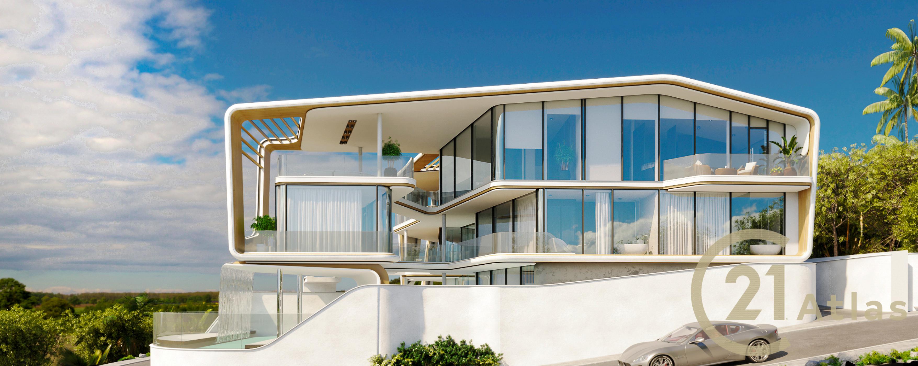 Stunning Luxury 5 bedrooms pool villa