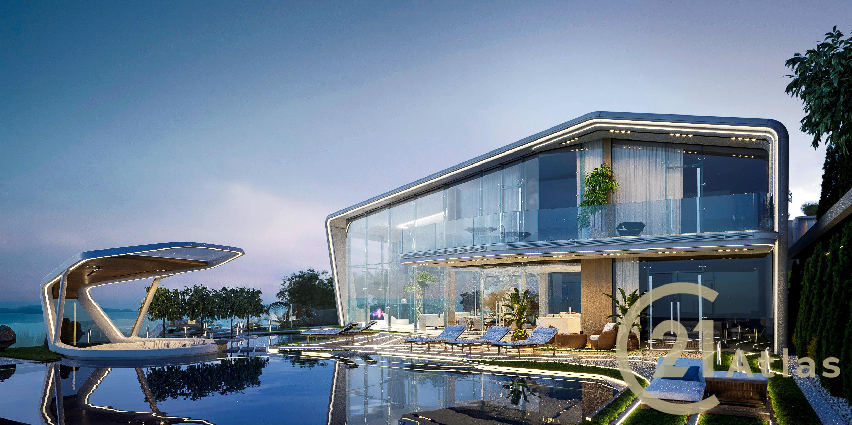 Sunrise Luxury pool Villa