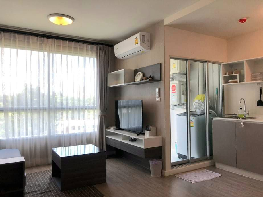 1 Bedroom Condo Sale or Rent dcondo ping Chiang Mai