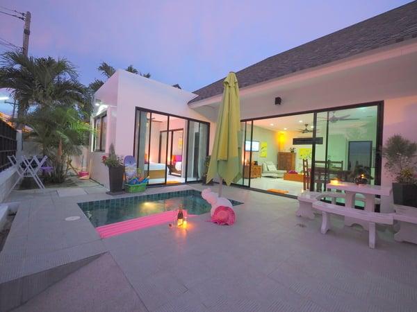 2-Bedroom Pool Villa in Rawai for Sales