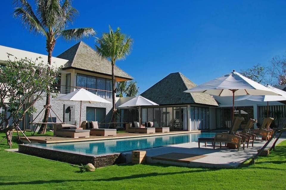 Luxury 5 Bedroom Pool Villa for Sales in Layan