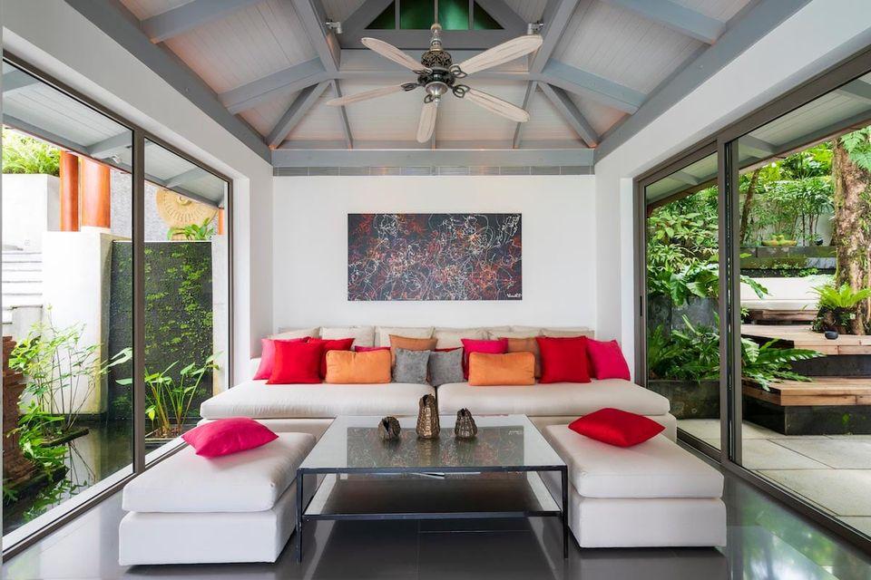 Panoramic Seaview 4 Bedroom Pool Villa in Surin